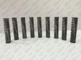 Комплект пружинок (9шт.) для гусеничный экскаватор HITACHI EX400-3 (0451016)