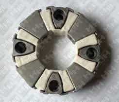 Эластичное соединение (демпфер) для колесный экскаватор HITACHI ZX170W-3 (4641504, 4654760, 4463993, 4463992)