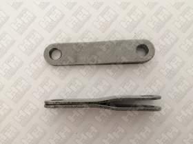 Рычаг шарнира распределительной плиты для колесный экскаватор HITACHI ZX220W-3 (9724756)